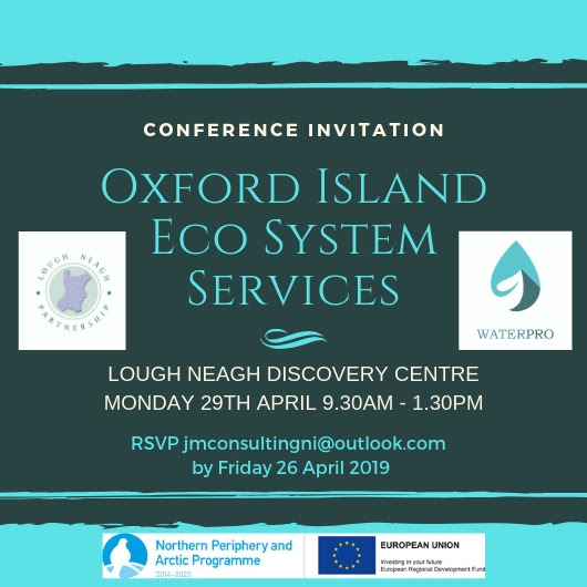 Oxford Island Eco System Services