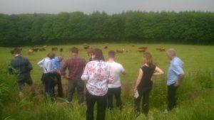 AFBI Farm visit, WaterPro