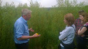 WaterPro site visit at AFBI