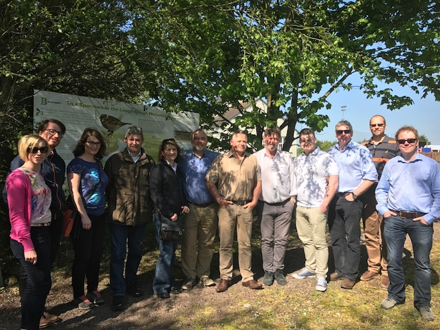 WaterPro Partners Visit Ireland