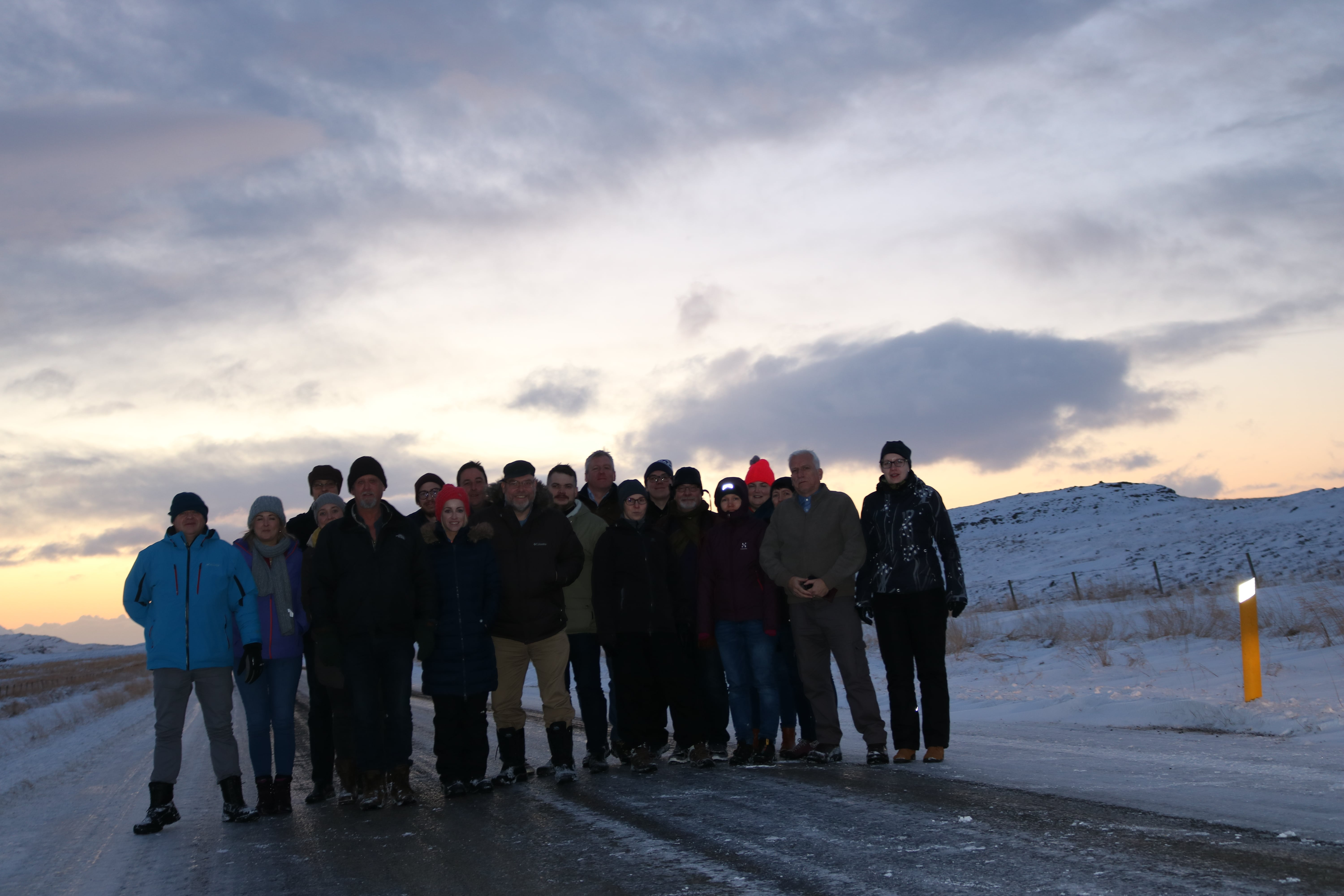 Waterpro Partners Visit Iceland For Collaborative European Water Quality Improvement Project