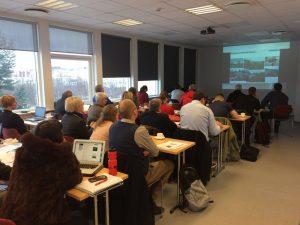 WaterPro Seminar in Iceland